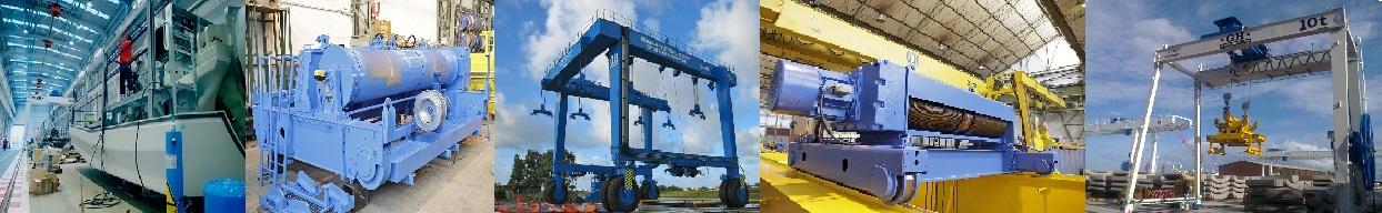 Cranes, Hoists, Components and Lifting Solutions in Saudi