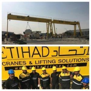 Teamwork at its best in Saudi Arabia