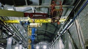 Overhead Cranes for Project in Riyadh, Kingdom of Saudi Arabia