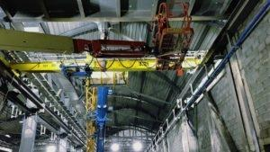 Overhead Cranes for Project in Riyadh, Kingdom of Saudi Arabia