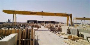 Gantry Cranes for Precast Industry in Saudi Arabia